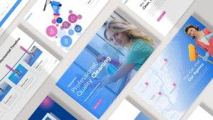 Cleanaroo Business PowerPoint Template