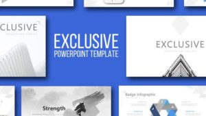 Exclusive Business PowerPoint Template