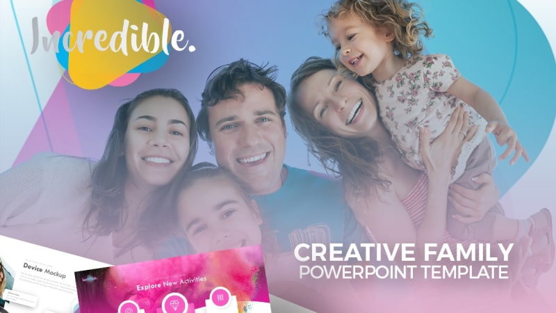 Incredible Event PowerPoint Template