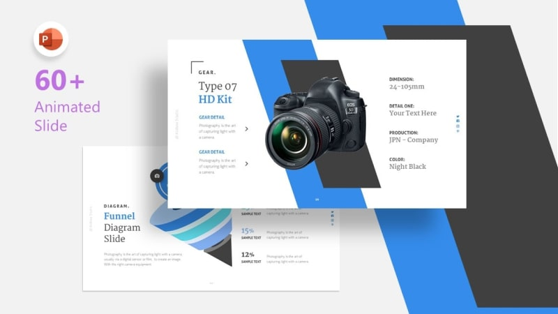 Kollase Photography PowerPoint Template