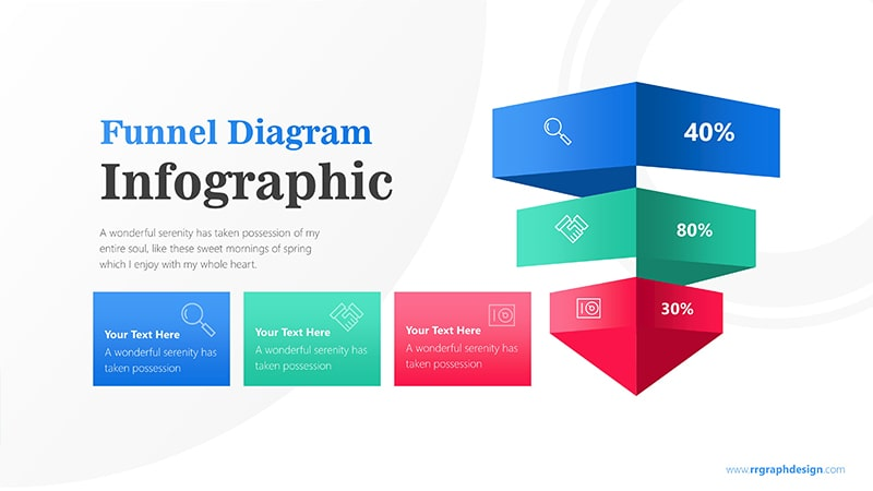Polygonal Infographic PowerPoint Template