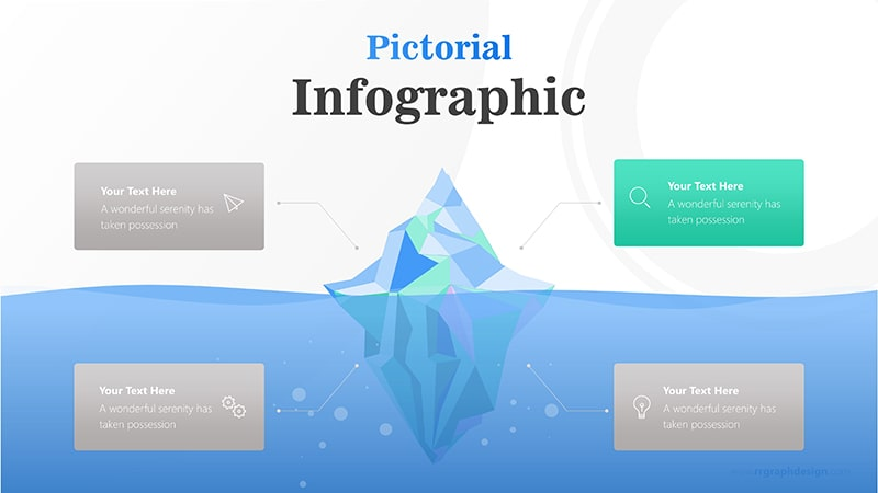 Glaze Infographic PowerPoint Template