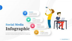 Workers Infographic PowerPoint Template