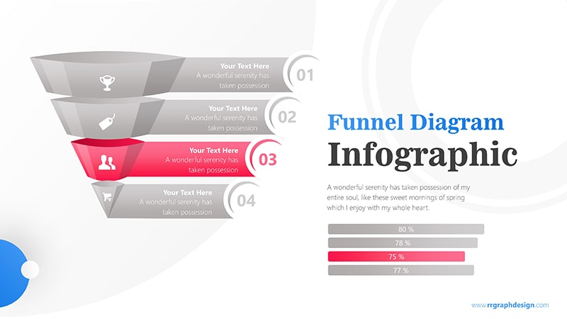 Cylinder Infographic PowerPoint Template
