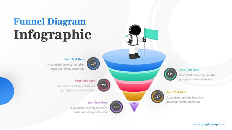 Canal Infographic PowerPoint Template