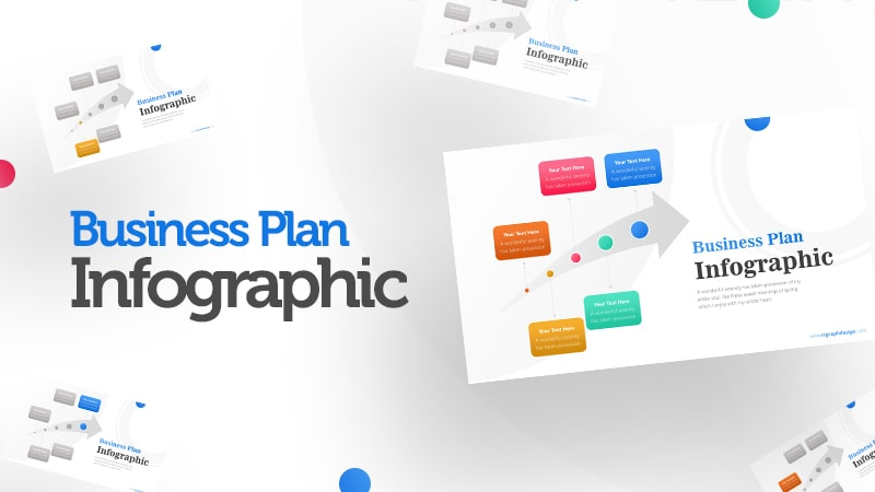 Arrowhead Infographic PowerPoint Template