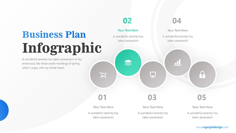 Loop Infographic PowerPoint Template