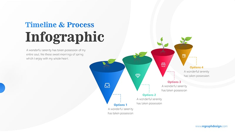 Funnel Template PowerPoint