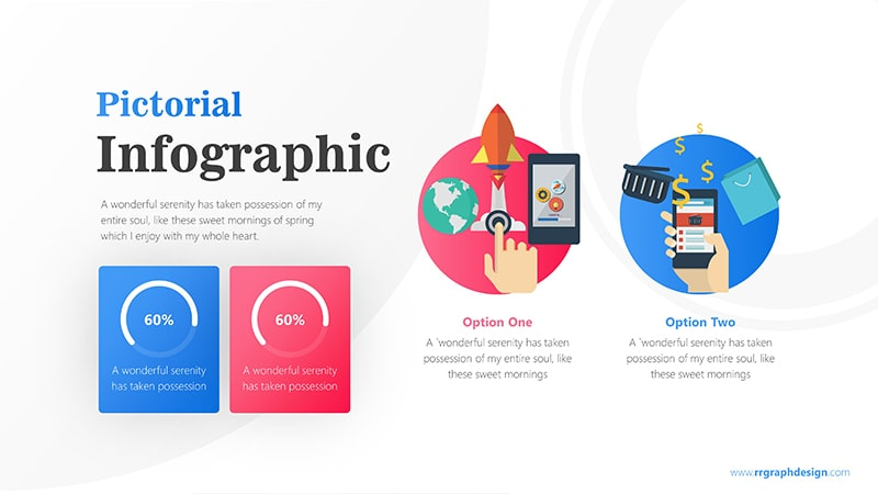 Cellphone Infographic PowerPoint Template