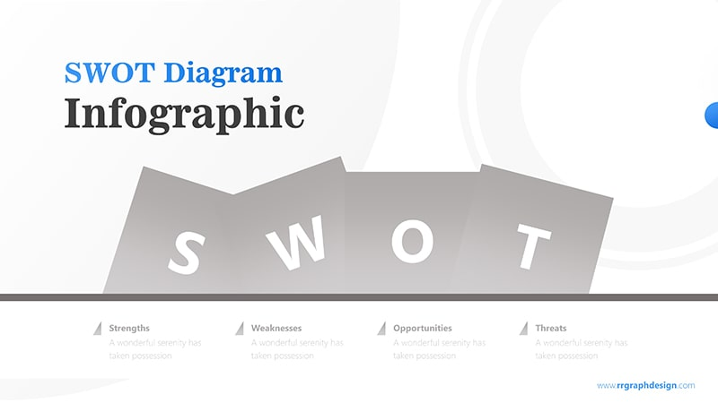 Boxes Infographic PowerPoint Template
