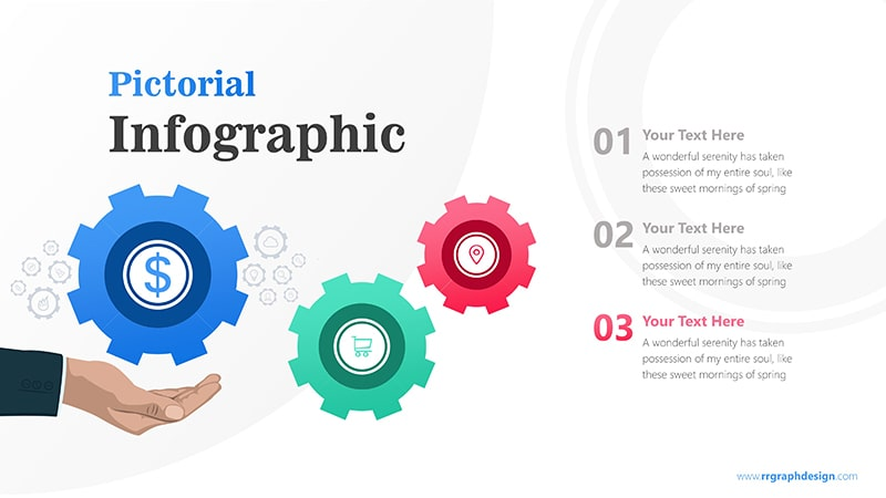Whirl Infographic PowerPoint Template