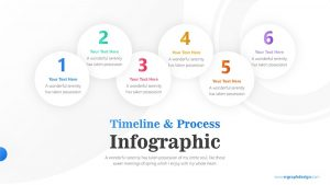 Round Infographic PowerPoint Template
