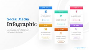 Rectangular Infographic PowerPoint Template