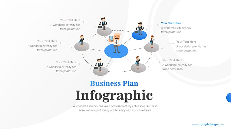 Connection Infographic PowerPoint Template