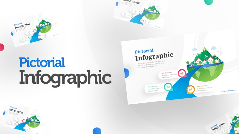 Mountain Infographic PowerPoint Template