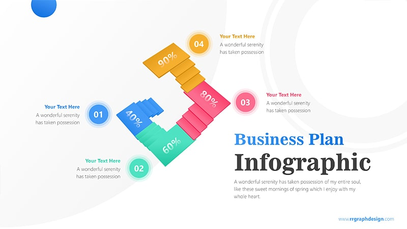 Upstairs Infographic PowerPoint Template