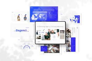 Dagenci Business PowerPoint