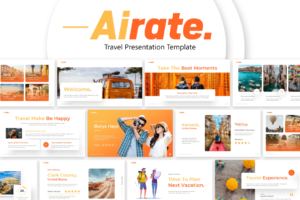 Airate Traveling PowerPoint