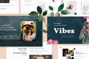 Vibes Photography PowerPoint