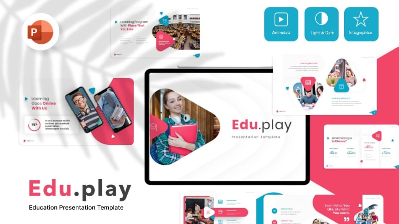 Eduplay-Education-PowerPoint-Template