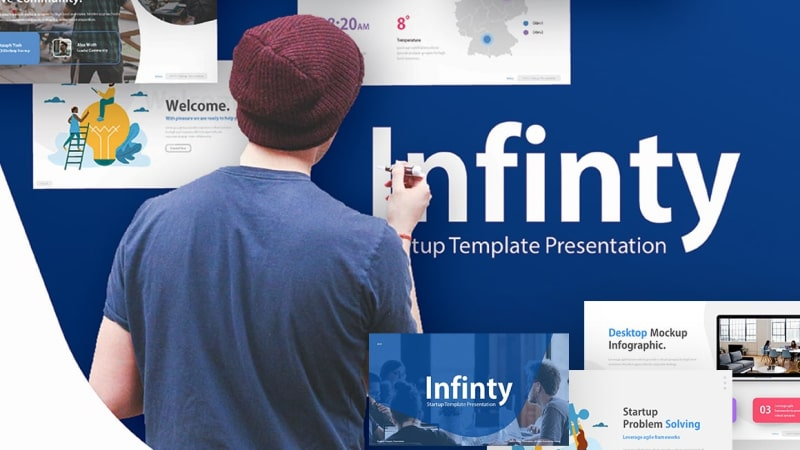 Infinty-Startup-PowerPoint-Template