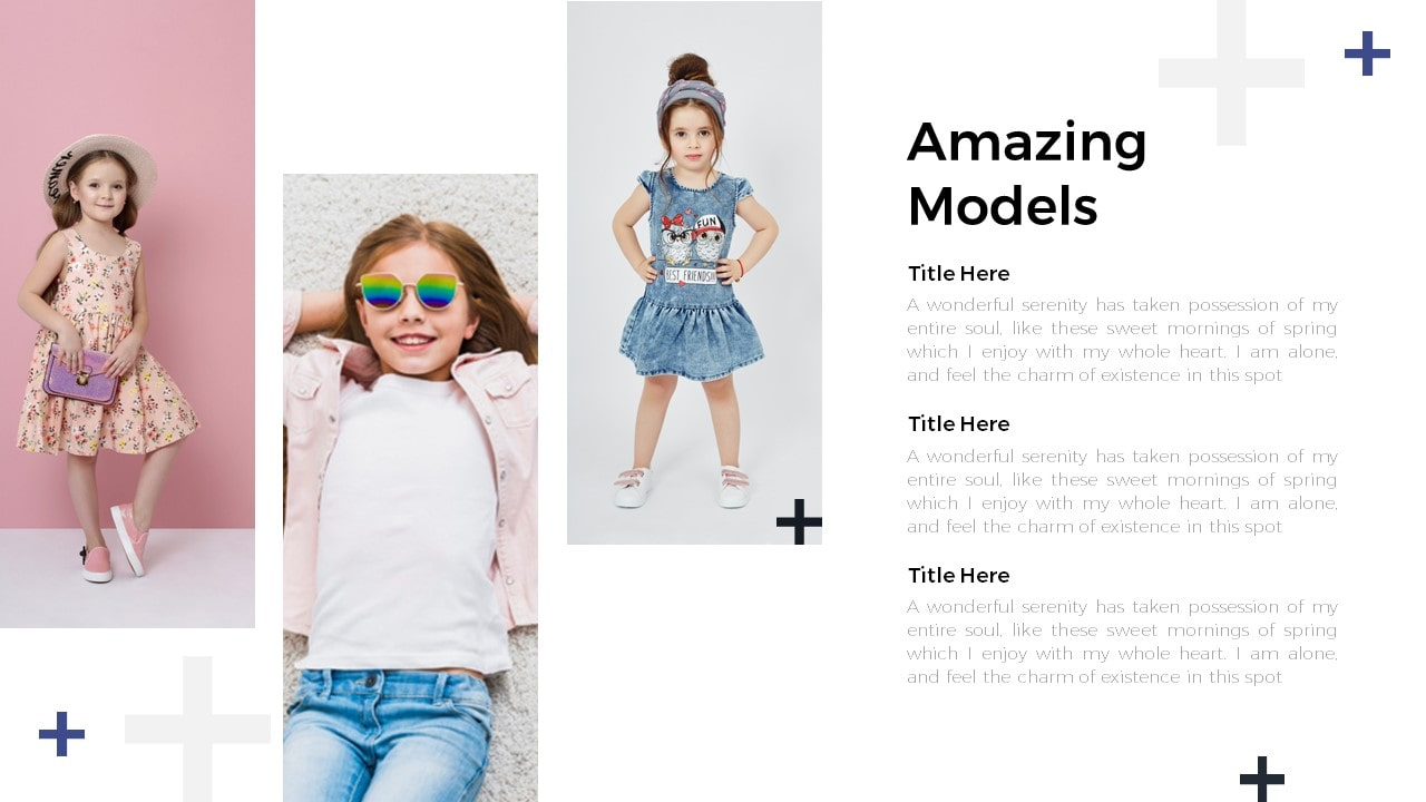 Free Cocco Fashion PowerPoint Template