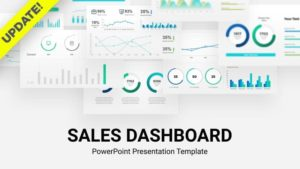 Dashboard Infographic PowerPoint Template